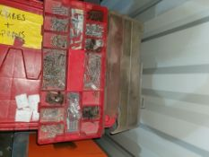 CONTAINER OF VARIOUS SCREWS