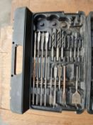 EMPTY TOOL CASE ( SILVER )