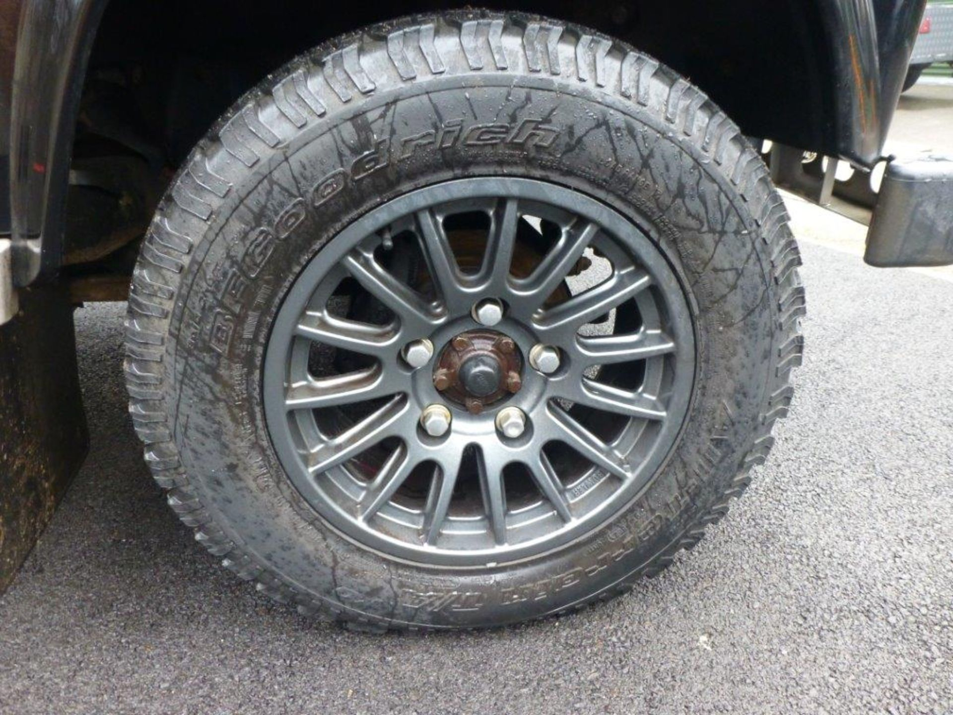 Land Rover Defender 110 XS Bowler double cab pickup TDCi (2.2). Reg no. T9 FNK. Reg. date 23/03/ - Image 8 of 13