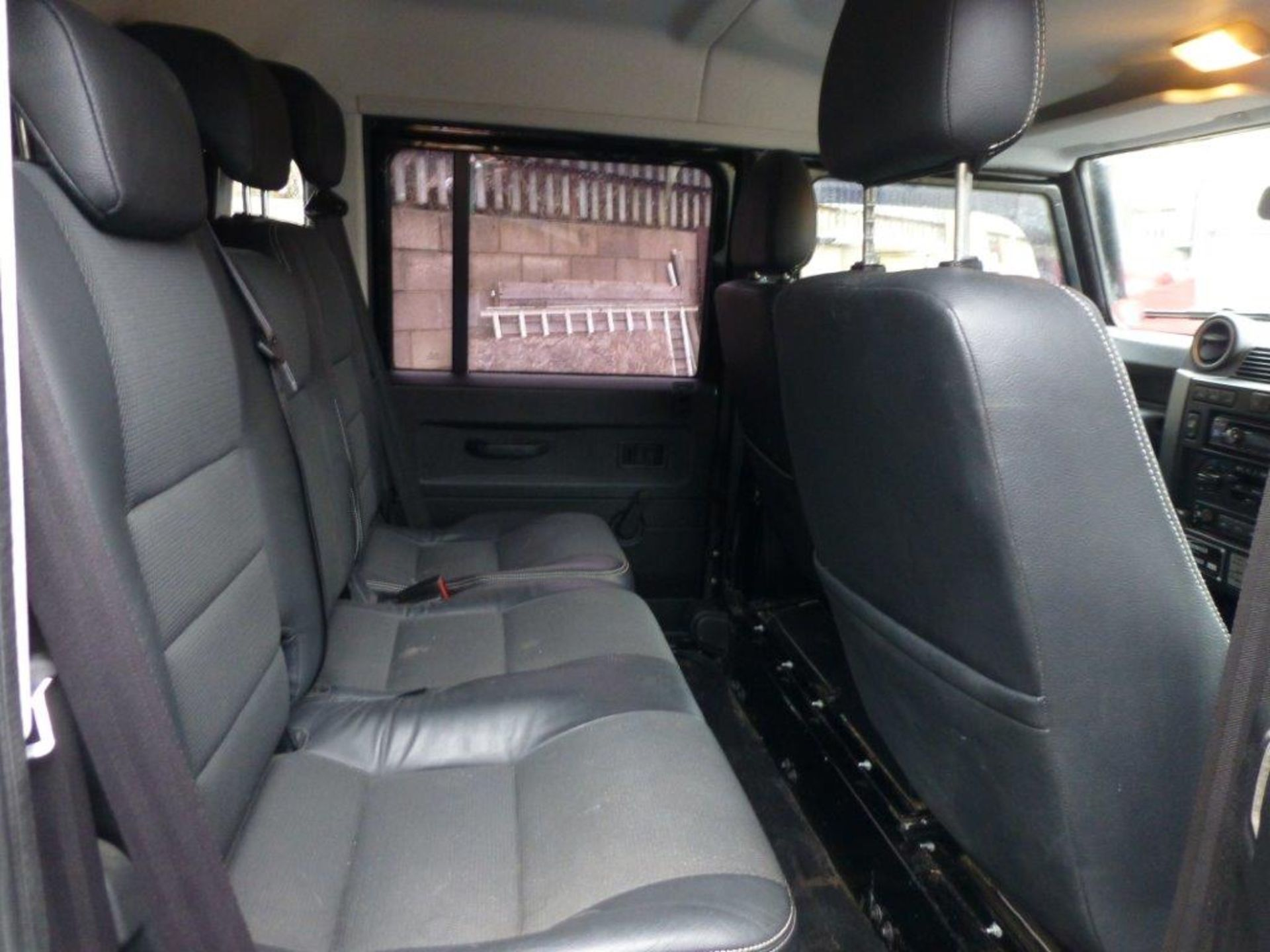 Land Rover Defender 110 XS Bowler double cab pickup TDCi (2.2). Reg no. T9 FNK. Reg. date 23/03/ - Image 13 of 13