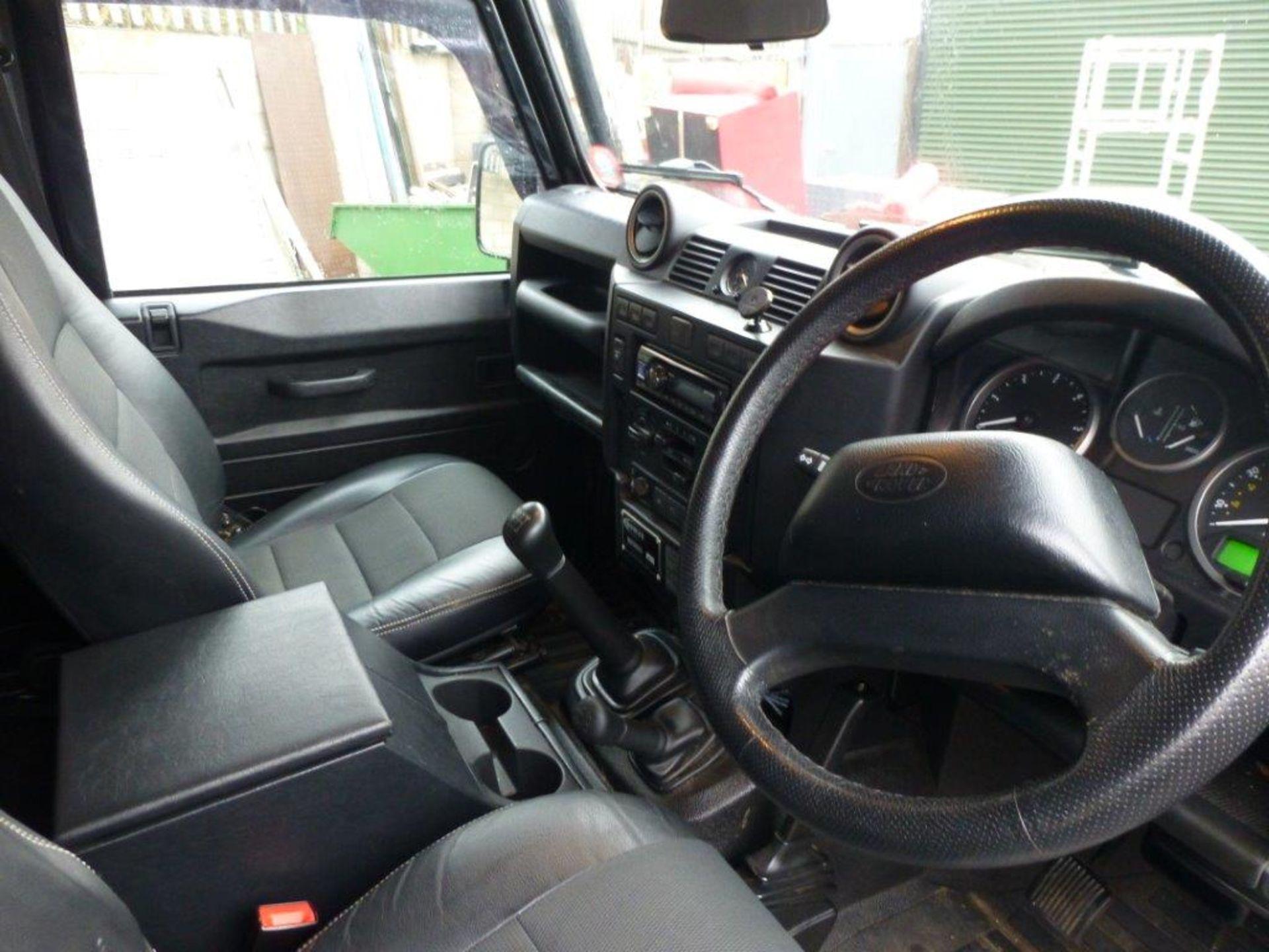 Land Rover Defender 110 XS Bowler double cab pickup TDCi (2.2). Reg no. T9 FNK. Reg. date 23/03/ - Image 9 of 13