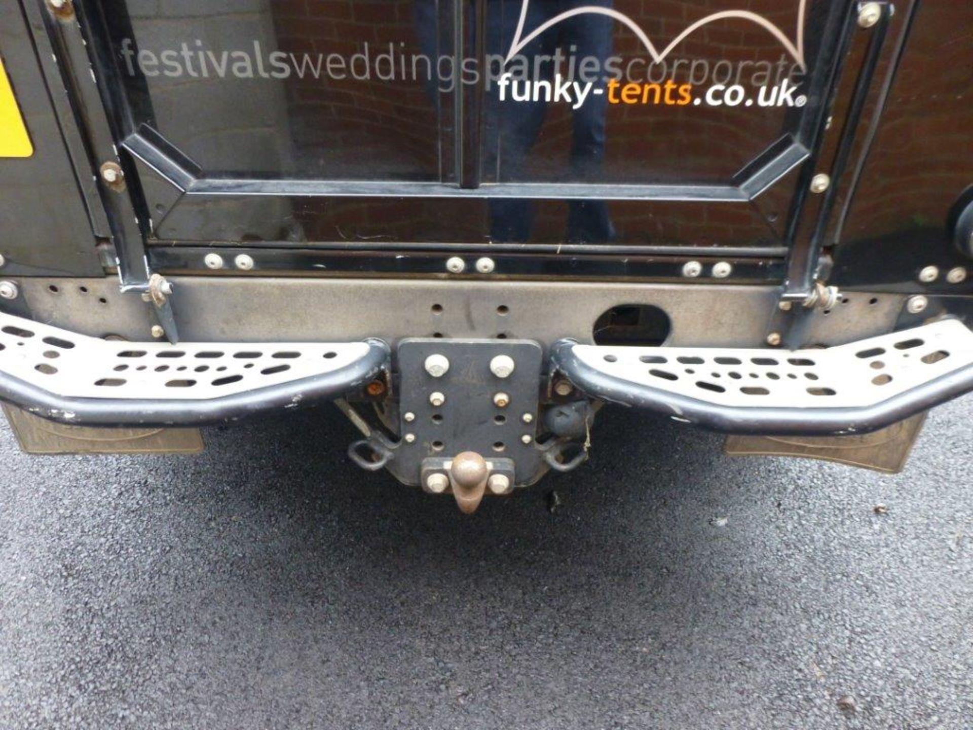 Land Rover Defender 110 XS Bowler double cab pickup TDCi (2.2). Reg no. FN15 LBK. Reg. date 23/03/ - Image 12 of 12