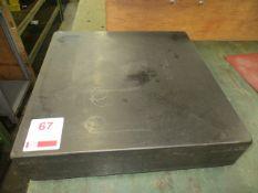 Granite Surface block 450mm x 450mm