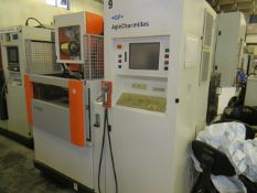 Agie Charmilles FI 240 CC clean cut wire eroder Year 2008 Serial no. 921774. *A work Method