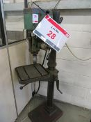 Gima type P12 pillar drill (3 phase plug) s/n 1929