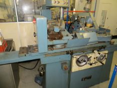 Jones and Shipman 1300 precision grinding machine complete with tooling serial number B016105...