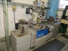 Jones & Shipman 540E surface grinder with Bedatec filter system Year: 1997 Serial no. M20135 c/w