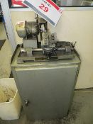 Tiplap grinder with diamond wheel s/n TLL750 240v c/w tool chest and contents