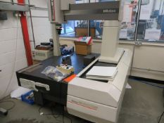 Mitutoyo CHN706 co-ordinate measuring machine Serial no. N92110071/008103103 c/w Mitutoyo CMMC35