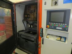 Charmilles Robofil 290 EMV wire eroder Year: 1997 Serial no. 7.20957330590 c/w two tool chests