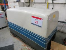Fluidair RotoPak 60 air compressor 3 phase 51,076 hours (1998). *A work Method Statement and Risk