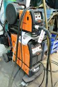 Jasic Mig 350P mig welder, with PO40 inching feed system and water cooling
