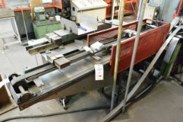 Unbadged coil plate transfer conveyor (please note: A work Method Statement and Risk Assessment must