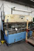 Promecam 35 ton x 2400mm hydraulic upstroking press brake, model RG-2400-35. (please note: A work...