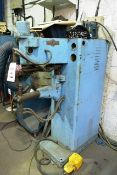 Sciaky 25kva spot welder, model Rapid 25, serial no: 12325/1, 450mm throat (please note: A work