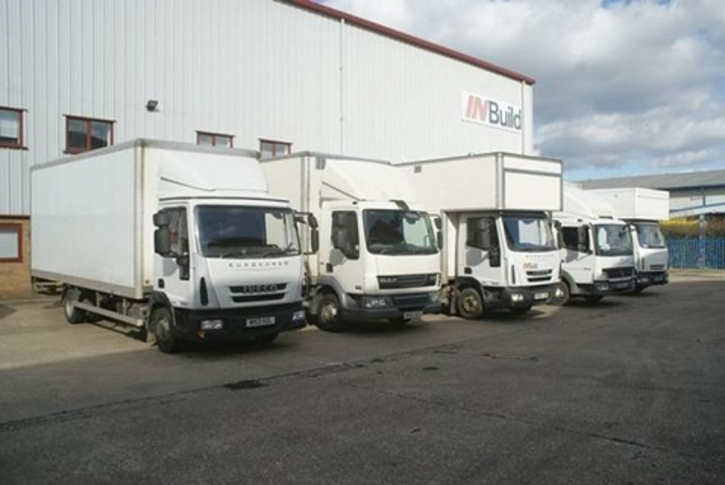 InBuild Solutions Ltd