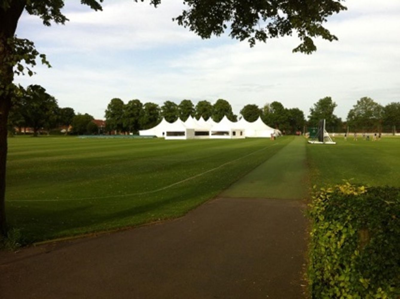 Marquees by Stuart Ltd t/a Funky Tents