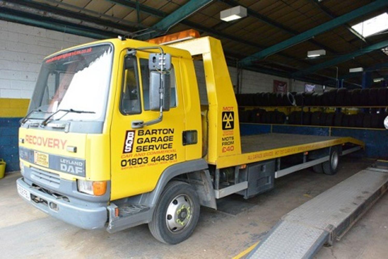 DTB Ltd T/A Barton Garage Services