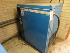 Compair Broomwade 6000E 7 bar compressor, Type: 6015 EO7A, Serial No. F127 72491, Year of