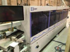 Brandt Ambition 1660 edgebanding machine, Type: Optimat KDF660GC, Serial No. 0-261-95-2096, Year