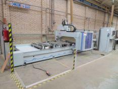 Weeke Venture 220M machining centre, Type: BMG 211-Venture 220M, Serial No. 0-250-95-2098, Year of