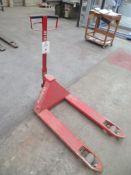BT Rolatruc L2000 hand pallet truck