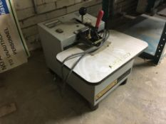 ATA Engineering production pocket cutter Model 552 (assumed out of order)