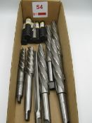 Quantity of Various Tapered Drills