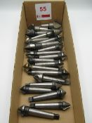 Quantity of Countersink Cutters