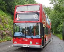 Collective sale of open top buses, cars, construction, school equipment, etc.