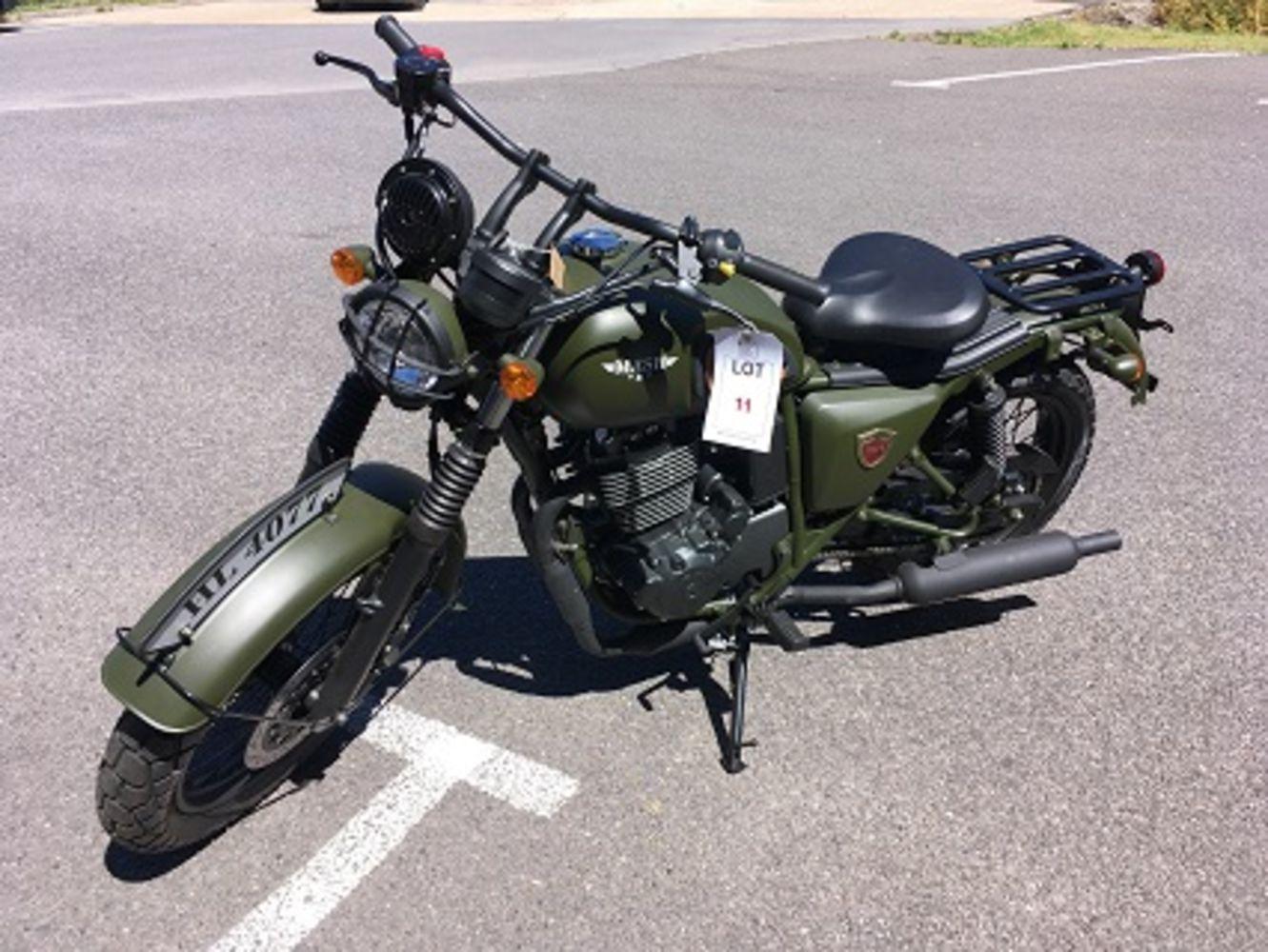 Three Cross Motorcycles Ltd