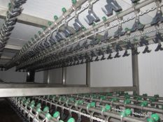 Intertech Systemate blast chiller conveyor, approx. length 120m.**A work Method Statement and Risk