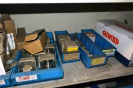 Contents of shelf no. 31 & 32 to include various fuses circa 2 amp - 1000 amp (located in Carousel