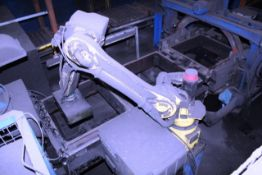 Fanuc Robot multi axis robot with controller (Please Note: Should you wish a quotation for lift out