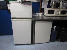 Hot 3/4 height fridge freezer and undercounter fridge