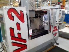 1997 Haas VF-2 CNC Vertical Machining Center