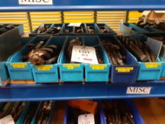 6 trays of Miscellaneous Drills - tray no.4240-4476