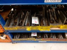 5 trays of Reamers - tray no.3005-3869
