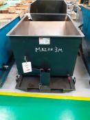 LNS - 500kg - tipping swarf skip