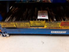 5 trays of Reamers - tray no.4569-5053