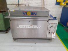 2012 Vixen Jet wash Rotary Basket Washing and Degreasing Machine
