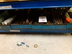 7 trays of Reamers - tray no.5642-5701