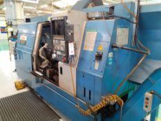 1988 Mazak Slant Turn 35-ATC M/C CNC slant bed lathe