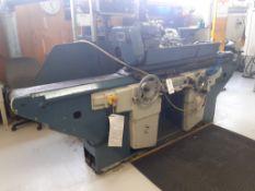 """Jones & Shipman Model 1052 10"""" x 40"""" universal cylindrical grinding machine"""