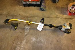 Ryobi PLT 2543Y 25cc strimmer (working condition unknown)