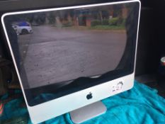 "Apple IMac 20""/2.0GHz/1GB/250GB, serial number: W87451FKX85"