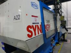 Netstal Synergy S-2400-2150 CNC Plastic Injection Moulding Machine Serial No. 9N.2004053601 (2004)