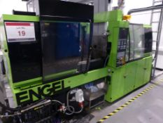 Engel ES200/50HL CNC Plastic Injection Moulding Machine Serial No. 31803 (1997) with DBTB
