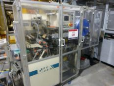 GIMA Type 884 DVD CNC Rotary Thermal Welding Machine Serial No. 88434E0 (2003). Please note: A