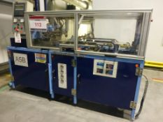 CG Automation Bobcat top/bottom case welding station, serial No.420600 (2000), plant No 10464